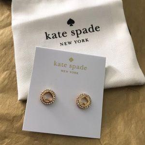 Kate Spade ♠️ Spot the Spade Earring